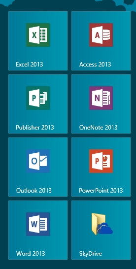 Windows8+Office2013