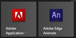 edge animate windows8